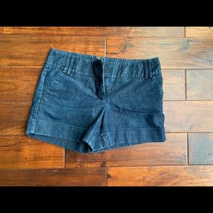 Express denim short 6